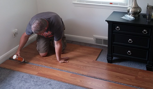 Wheelchair Accessible Flooring